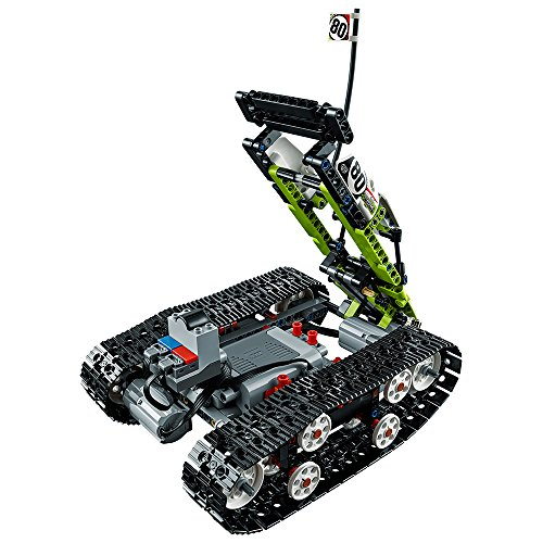 513i3WCzqmL - LEGO Technic RC Tracked Racer 42065 Building Kit (370 Piece)