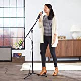 Amazon Basics Tripod Boom Microphone Stand