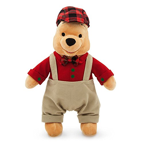 Disney Winnie the Pooh Holiday Plush - 16 Inch