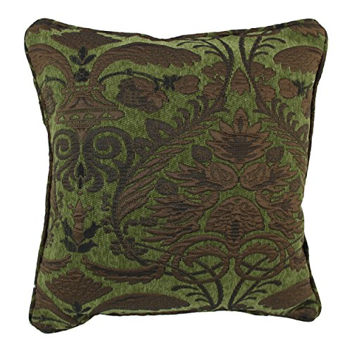 Chenille Damask Throw - 7