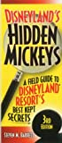 Disneyland's Hidden Mickeys, Steven Barrett, 188714093X