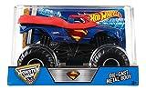 Hot Wheels Monster Jam 1:24 Scale Man of Steel Superman Vehicle