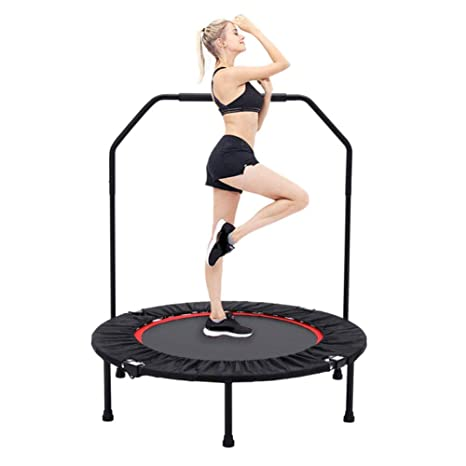 YYRZ Trampolín Fitness, para Adultos Niños Agarre A 3 Alturas ...