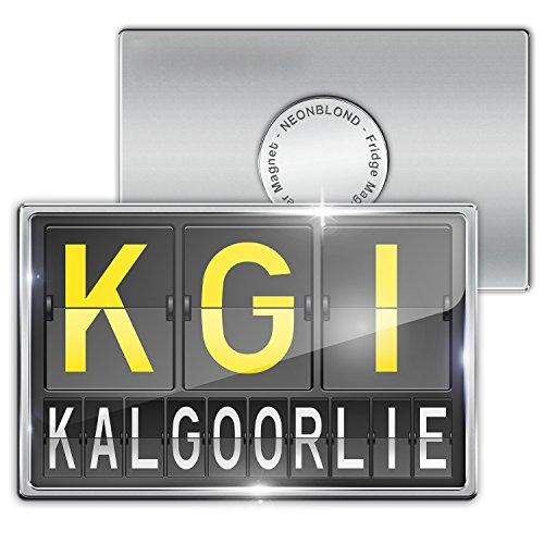 fridge-magnet-kgi-airport-code-for-kalgoorlie-neonblond