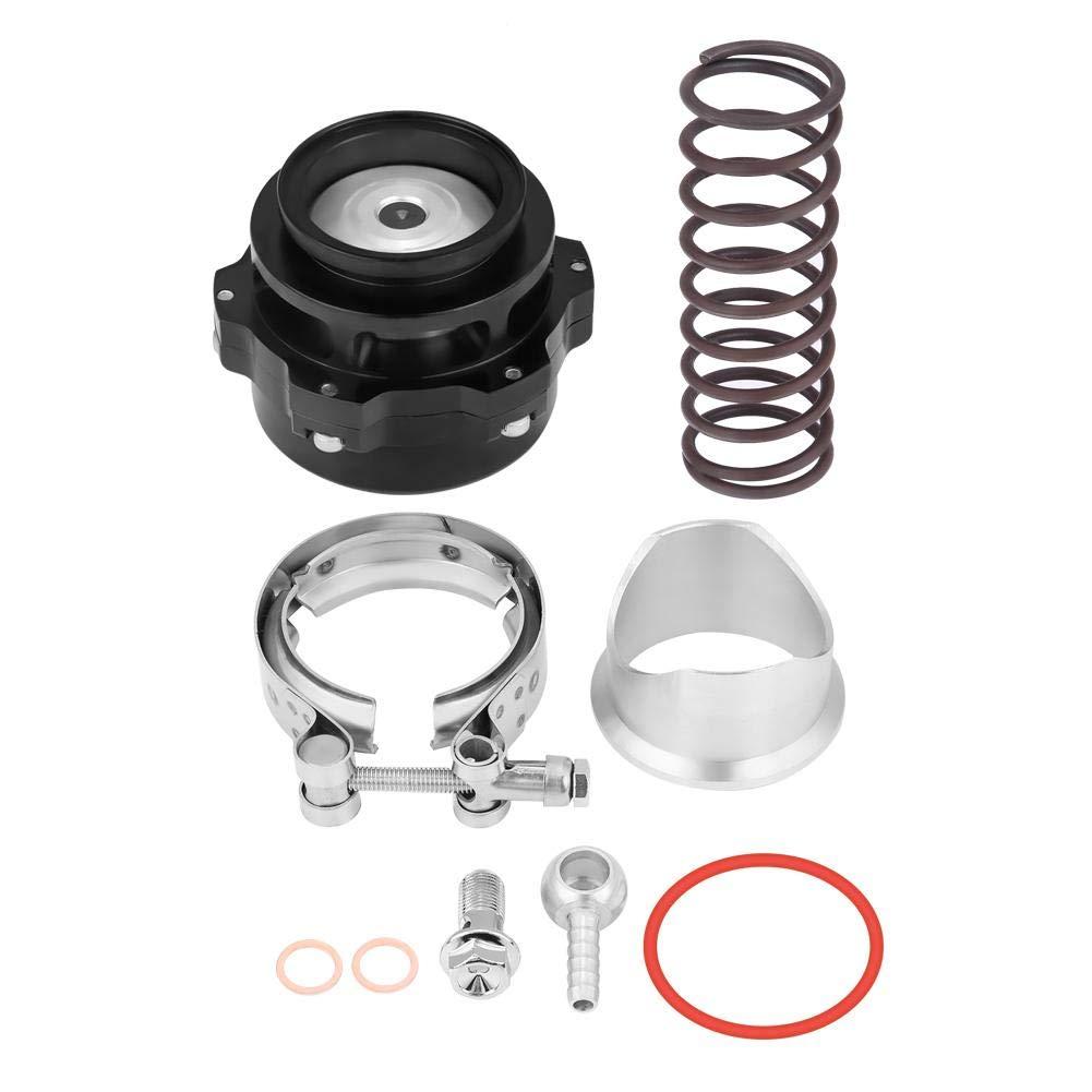 50 mm Blow Off Valve Universal-Abflussventil aus Aluminiumlegierung f/ür den Einsatz auf Turbo-Anwendungen und Super-cariche bessere Leistung der Turbo Motoren
