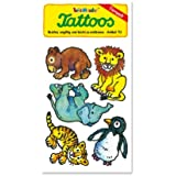 Lutz Mauder Lutz mauder44494 Zoo 2 Tattoo (One Size)