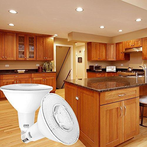 Sunco-Lighting-PAR38-LED-13-WATT-120W-Equivalent-DIMMABLE-IndoorOutdoor-Lighting-1050-Lumens-Flood-Light-Bulb-UL-ENERGY-STAR-LISTED