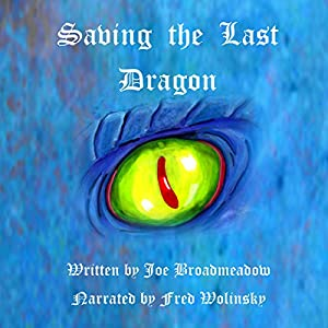 Saving the Last Dragon Audiobook