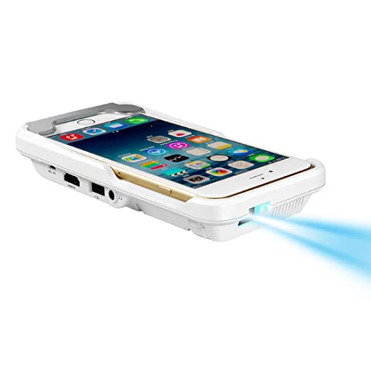Mini Proyector Multimedia, El iPhone De Bolsillo LED TV Portátil ...