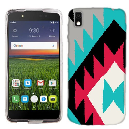 Black Navajo Case for Alcatel One Touch IDOL 4 Phone