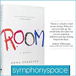 Thalia Book Club: Emma Donoghue's 'Room'