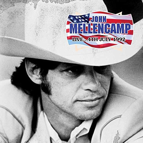 Live..4 th July 1992 - Cougar Scarecrow Mellencamp John