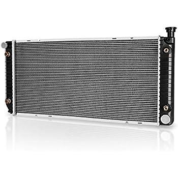 """Radiator For C//K Series C1500 K1500 C2500 K2500 4.3 V6 5.0 V8 28/"""" Wide Core"""
