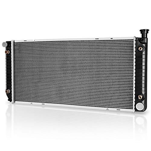 Radiator for Chevy GMC Suburban Yukon Tahoe Pickup Escalade C1500 C2500 C3500 K1500 K2500 K3500 5.0L 5.7L V8 DWRD1018 ()