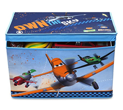 Disney by Delta Children Planes Collapsible Fabric Toy Box by Disney