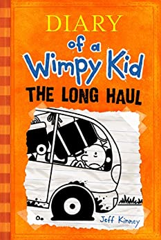 The Long Haul (Diary of a Wimpy Kid, Book 9) by [Kinney, Jeff]