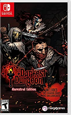 Darkest Dungeon: Ancestral Edition - Nintendo Switch from Crescent Marketing & Distribution