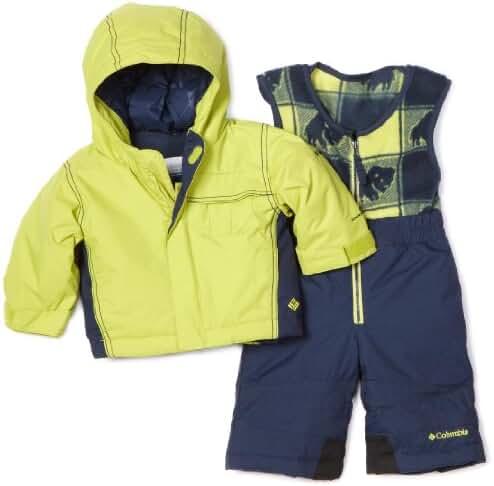 Columbia Unisex Baby Snow Go er Set