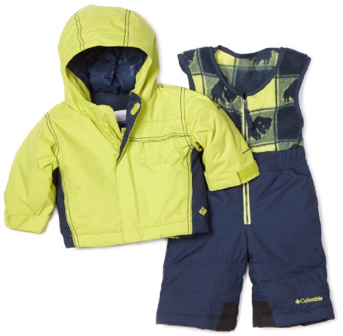 Columbia Unisex Baby Snow Go er Set
