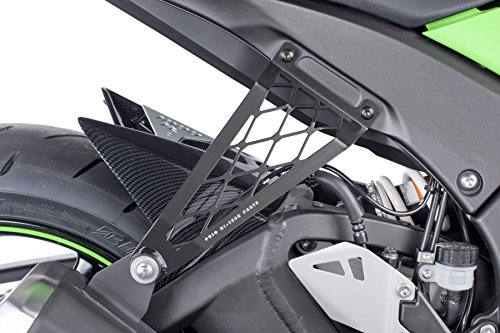 Puig 5163N Black Exhaust Bracket