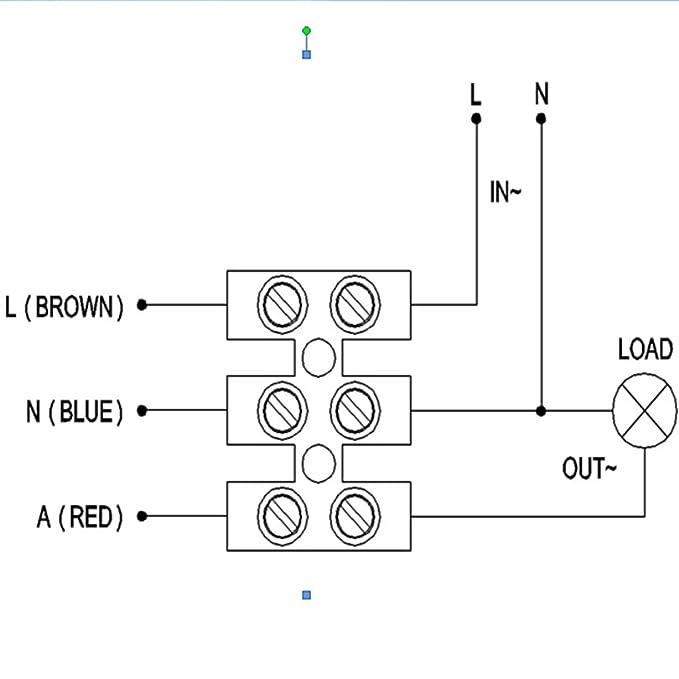 Kanlux - Sensor de movimiento (máx. 10m, 150°): Amazon.es: Bricolaje y herramientas