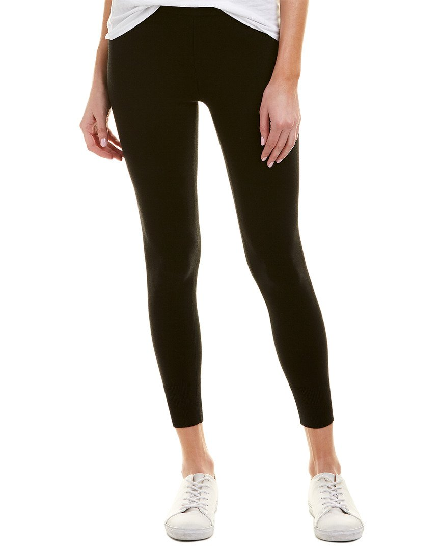 Vince Women's Leggings, Black, Medium