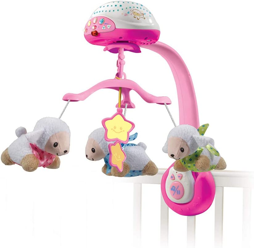 VTech Lullaby Lambs Mobile 52% OFF £16.86 @ Amazon