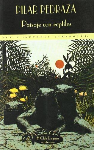 Paisaje con reptiles (El Club Diogenes) (Spanish Edition)