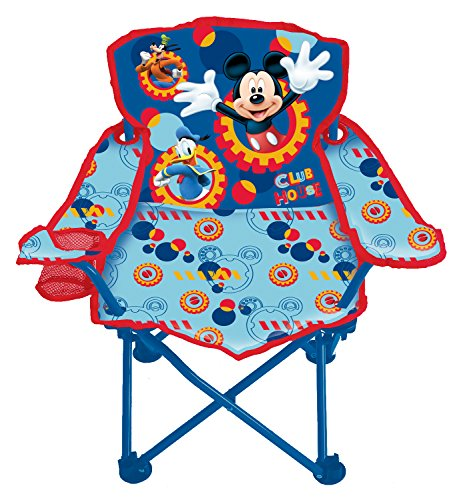 Disney Mickey Make Your Own Fun Fold N' Go Chair ()
