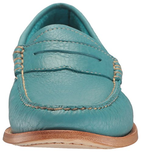 G.H. Bass & Co. Women's Whitney Penny Loafer Teal free shipping cheap cheap sale best place clearance find great footlocker pictures for sale WDoNDwT