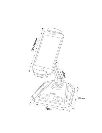 Amazon Com Pipixia Non Slip Mobile Phone Stand Sturdy Stable