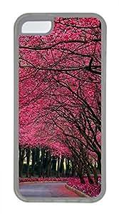 iPhone 5c case, Cute Yunjungno Avenue iPhone 5c Cover, iPhone 5c Cases, Soft Clear iPhone 5c Covers by mcsharks