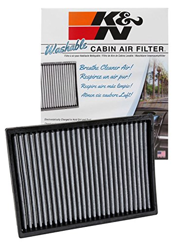 VF2027 K&N CABIN AIR FILTER (Cabin Air Filters):