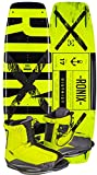 Ronix Wakeboard Package - 138 - District w/ District - 7.5-11.5 (2017)