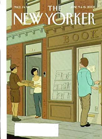 Resultado de imagen para the newyorker amazon and bookshops