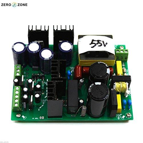 FidgetFidget 500W amplifier switching power supply board dual-voltage PSU +/-55V{output voltage: +/-65VDC}