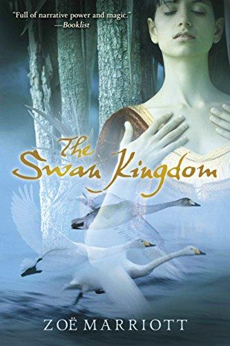 The Swan Kingdom by [Marriott, Zoe]