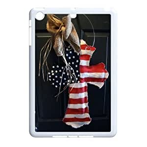 C-EUR Diy Case Jesus Christ Cross Customized Hard Plastic Case For iPad Mini