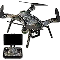 MightySkins Protective Vinyl Skin Decal for 3DR Solo Drone Quadcopter wrap cover sticker skins Gator Skin