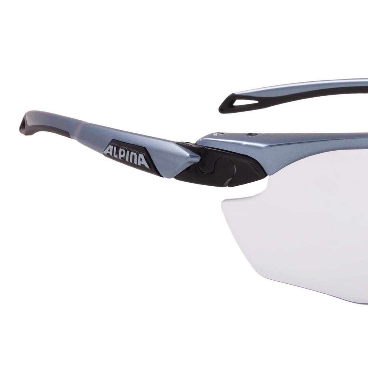 Alpina Sportbrille/Sonnenbrille Twist Five HR VL+ blau/rot (958) 0 5Mjxqc2
