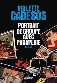 Portrait de groupe avec parapluie par Cabesos