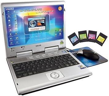 VTech 80-071204 - Ordenador portátil de color E Learning [Importado de Alemania]: Amazon.es: Juguetes y juegos