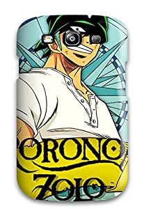 New Fashionable ZippyDoritEduard HqlPKIQ3755Pwlnk Cover Case Specially Made For Galaxy S3(zoro)