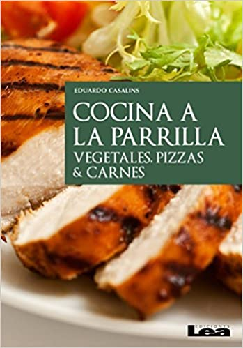 Cocina a la parrilla (Spanish Edition): CASALINS ...