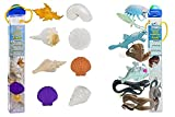 Safari Ltd TOOB 2 Pk - Seashells and Deep Sea Creatures