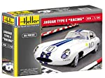 Heller 1:24 - Jaguar Type E Le Mans by Heller