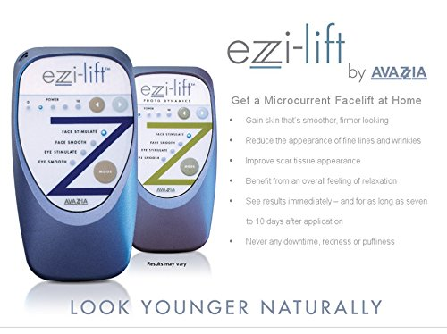 ezzi-lift Microcurrent Device by Avazzia