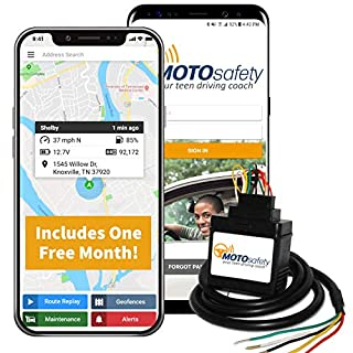 MotoSafety MWAAS1P1 Wired 3G GPS Car Tracker with One Month of Service, Vehicle Tracker and Tracking Device (B01DDNUJUQ) | Amazon price tracker / tracking, Amazon price history charts, Amazon price watches, Amazon price drop alerts