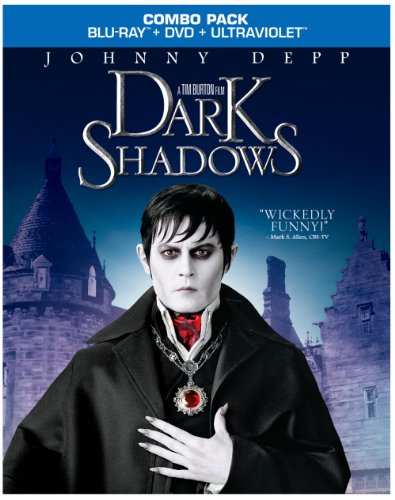 DARK SHADOWS (BLU-RAY)