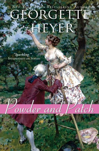 Powder and Patch (Historical Romances Book 6)